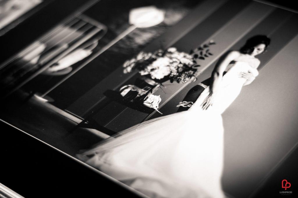 Album foto matrimonio lusso