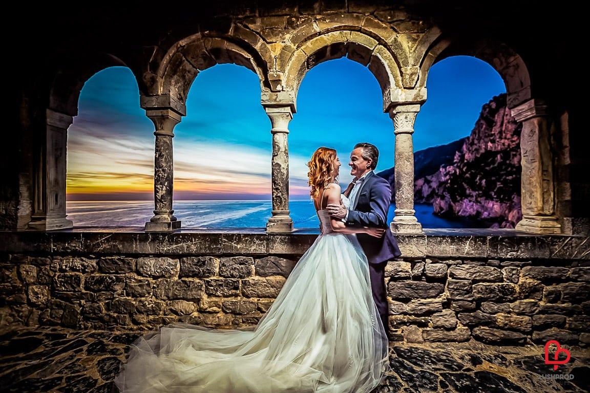 Sessione Foto Dopo Matrimonio Cinque-Terre