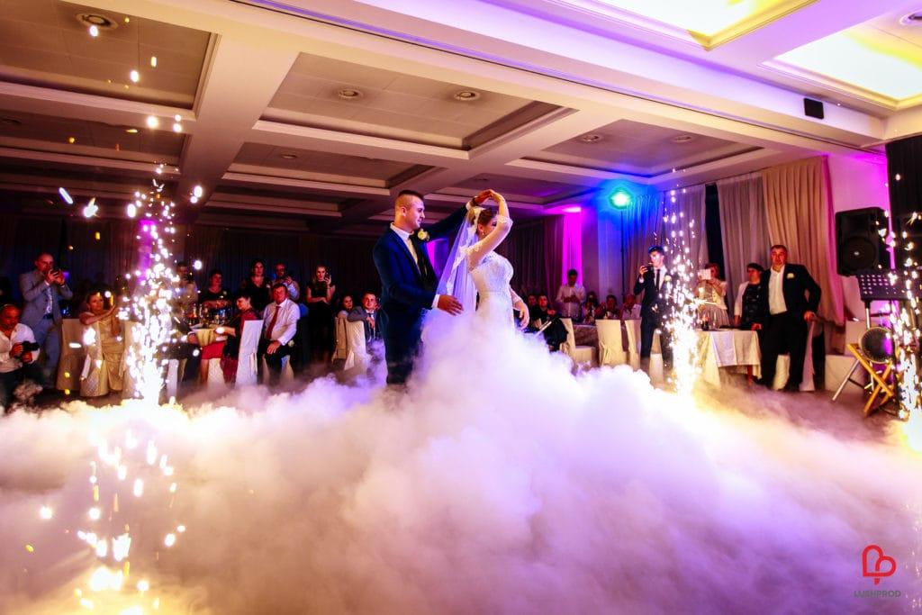 fuochi dartificio nozze primo ballo